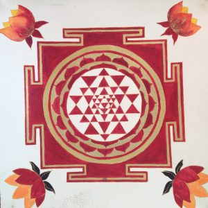 Tratakum Meditation Sri Yantra