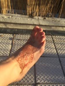 yogigems henna tattoo