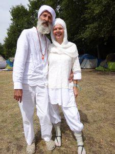 Malcolm Medley and Anna Browne yogigems