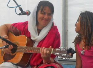 Siri Sadhana and Kiranjot Kaur