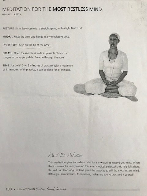 Meditation for the Most Restless Mind
