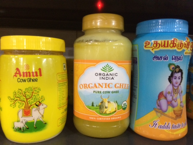 Make Organic ghee