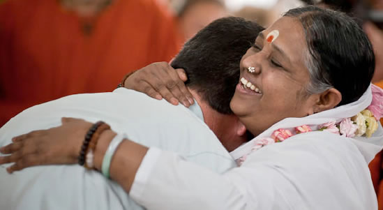 Photo from Amma.org