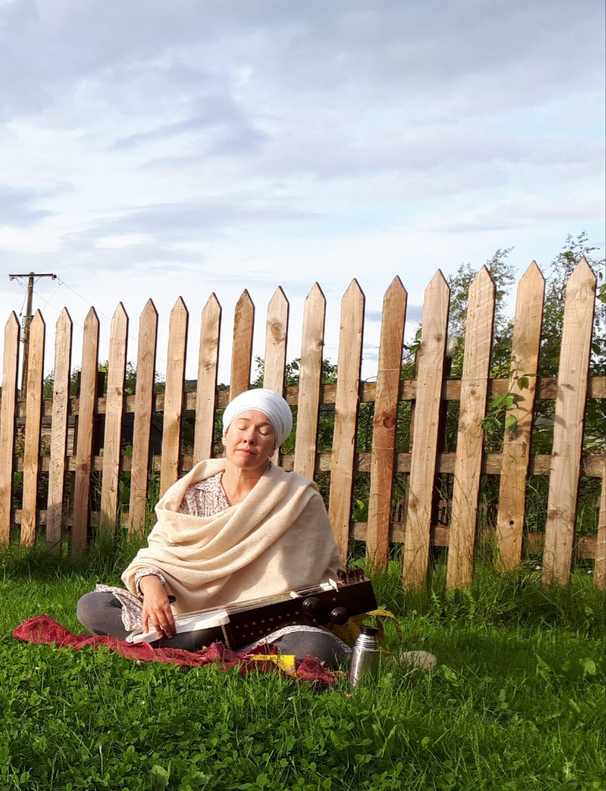 Kundalini Yoga Music Shamrang Kaur